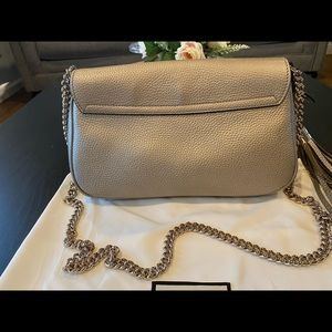 Gucci Bags - Authentic Gucci Soho Chain Leather Crossbody Bag